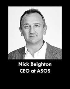 16 Minutes With Nick Beighton – CEO at ASOS