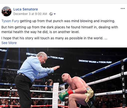 Tyson Fury's Post, The Curious Case of Duplicate Content and Plagiarism.