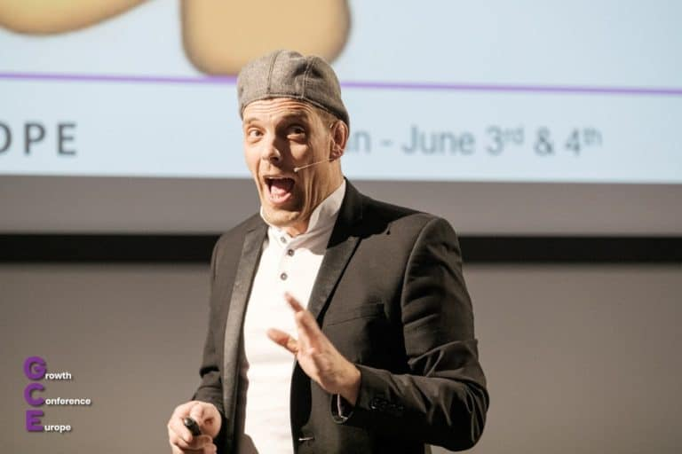 [VIDEO] My Talk at Growth Conference Europe #GCE – June 2019