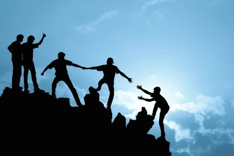 How do you motivate people and teams?